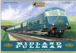 370-425 Farish Midland Pullman Train Pack
